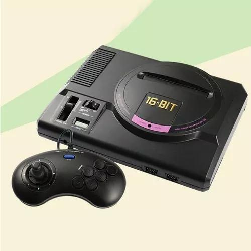 Mega drive clássico hdmi - novo na caixa + brinde grátis !