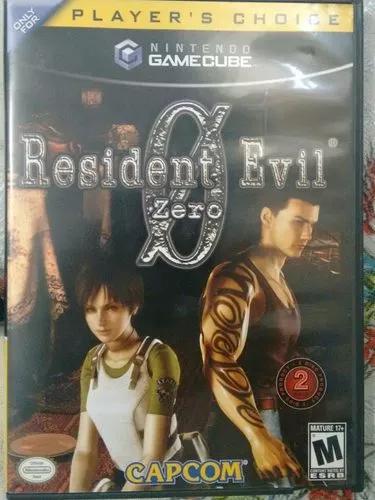 Resident evil 0 americano gamecube perfeito estado
