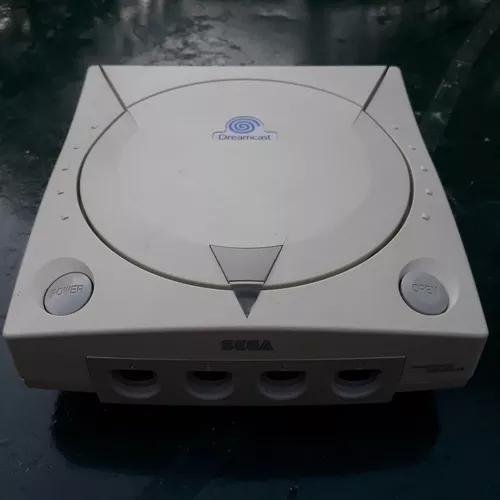 Sega dreamcast - no estado