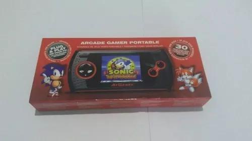 Sega genesis mega drive game gear portátil original 30