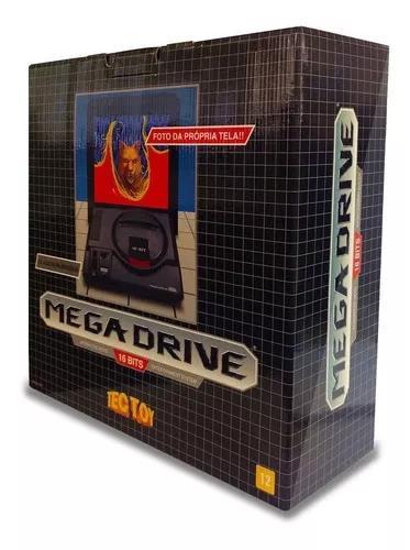 Video game mega drive edição limitada 2017