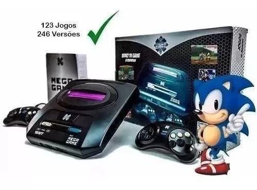 Video game mega game 123 jogos