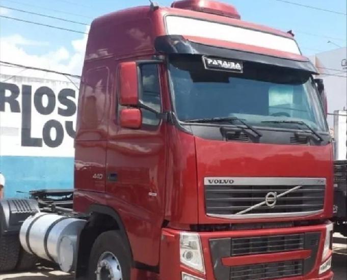 Volvo fh 440 | 6x2 2011 shift completo