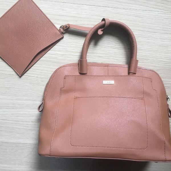 Bolsa de couro (marca italiana)