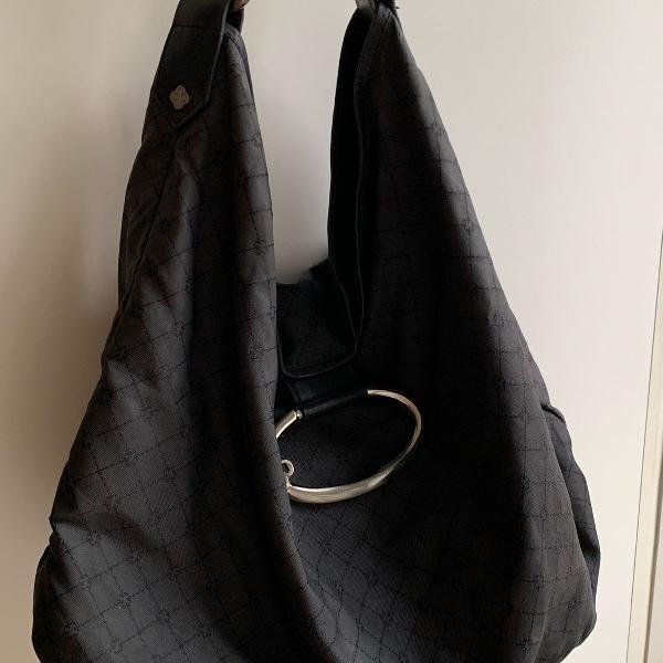 Bolsa tecido capodarte preta
