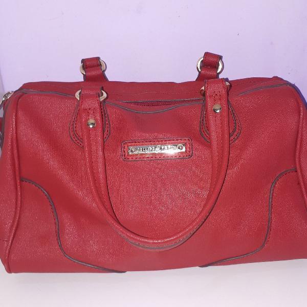 Bolsa vermelha arraso!!!!