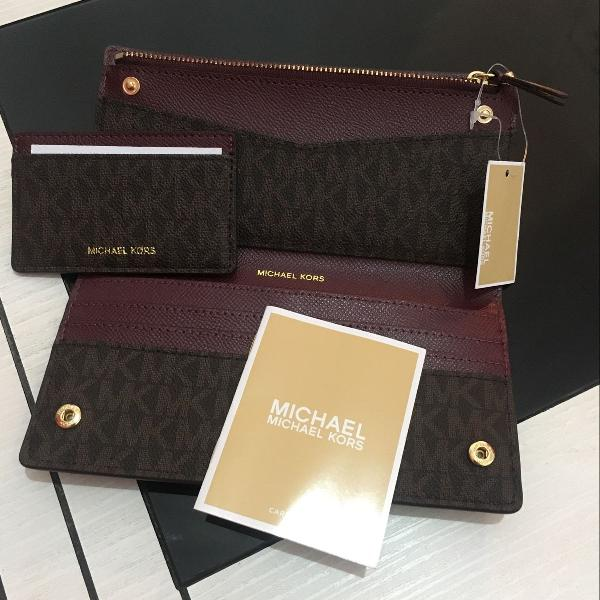 Carteira michael kors original