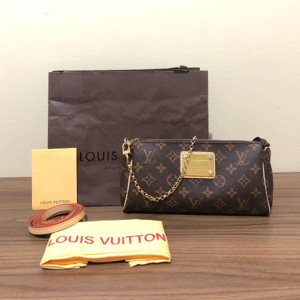 Eva clutch monogram / louis vuitton