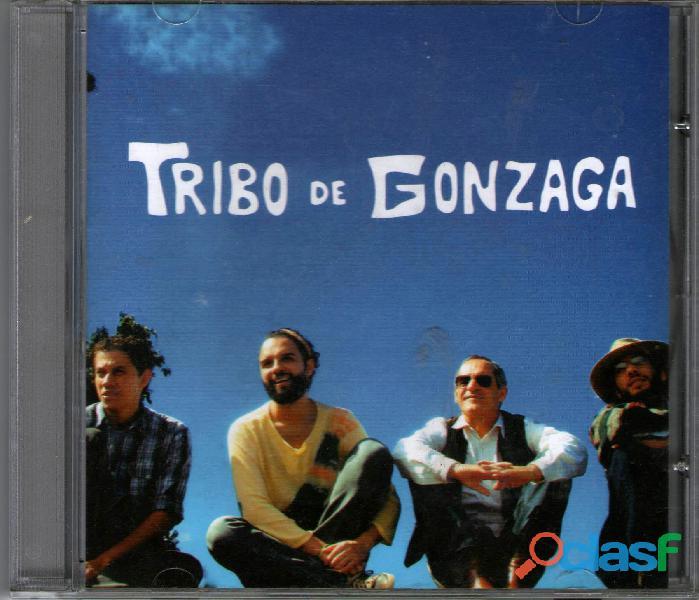 Vendo Cd Original Tribo De Gonzaga   Grupo Tribo De Gonzaga