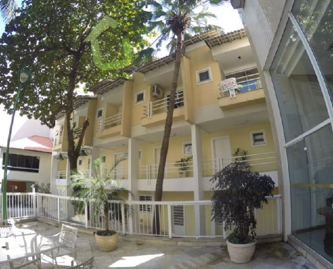 Aluguel - loft com planejados no centro de nova iguaçu