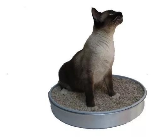 Bandeja sanitária para gatos + fácil limpar - novidade!!!!