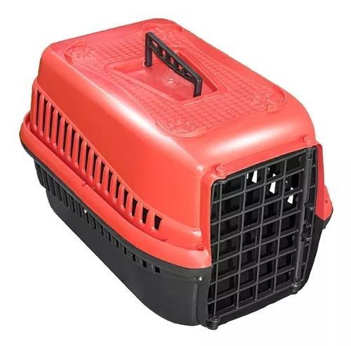 Caixa de transporte passeio número 2 para cães cachorros