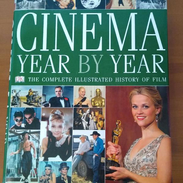 Cinema year by year: the completed illustrated history of