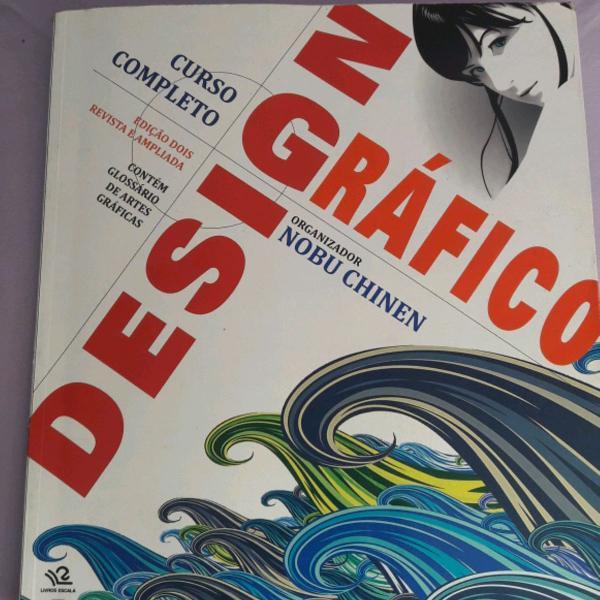 Curso completo design gráfico - nobu chinen