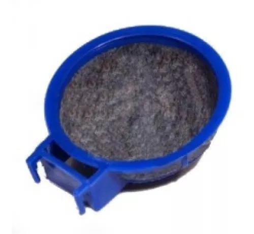 Ninho para canário belga roller forro de carpete pacote
