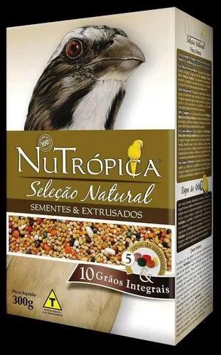 Nutrópica trinca ferro sel. natural. s