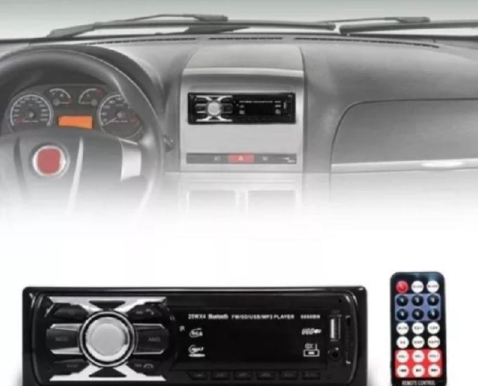 Radio som mp3 player automotivo carro bluetooth usb