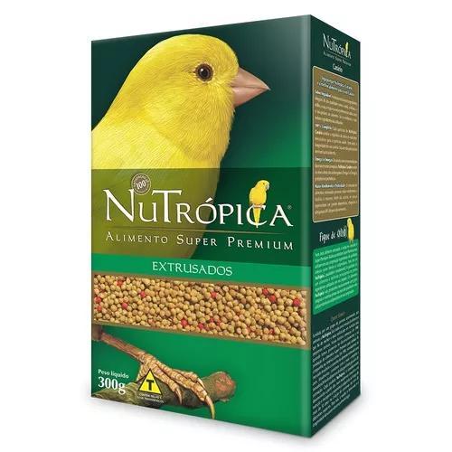 Ração nutrópica canários - 300 g