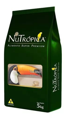 Ração nutrópica tucano natural - 5 kg