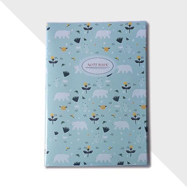 Caderno urso polar