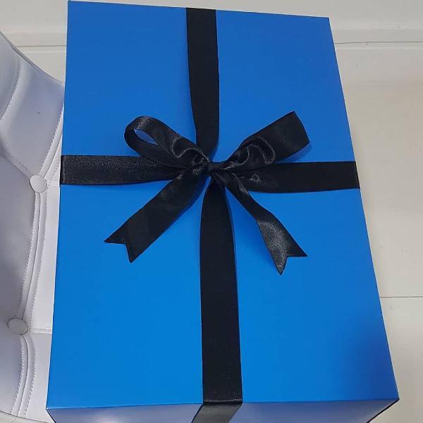 Caixa presente( demonstrativo)