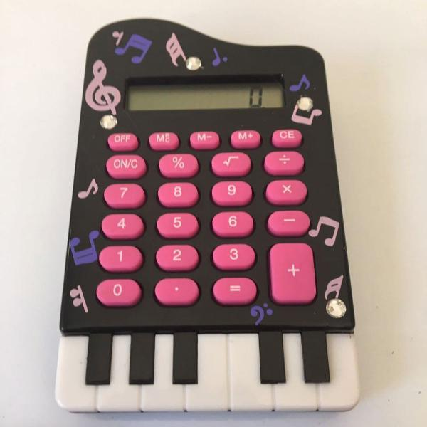 Calculadora piano