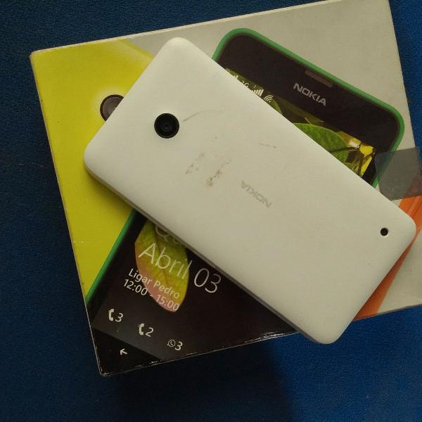 Celular nokia lumia 630 dual sim