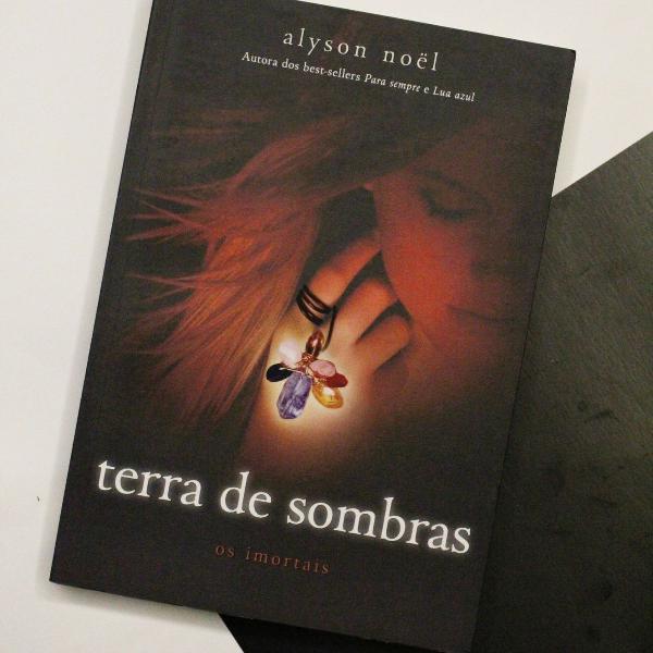 Livro: terra das sombras