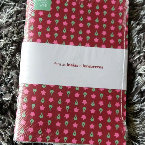 Mini cadernos