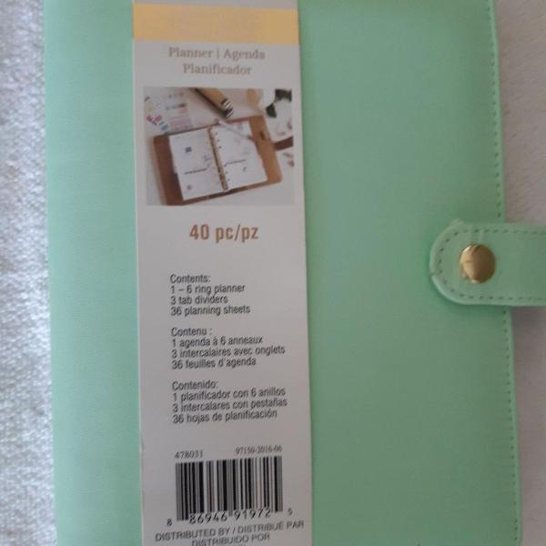 Planner recollection menta