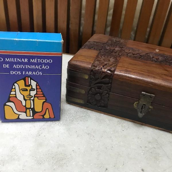 Tarot tarô oráculo egípcio método de adivinhação