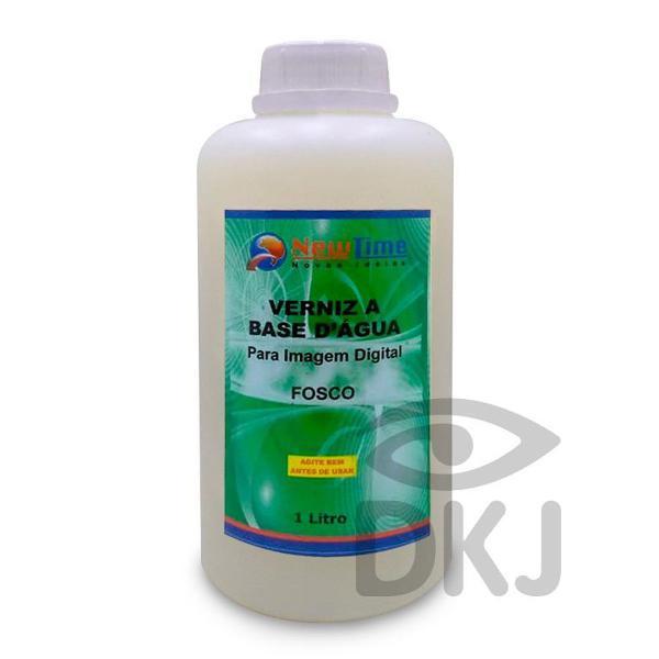 Verniz fosco 1l para impressão digital uso interno /