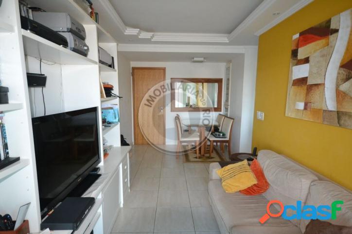 Apartamento 69m², 2 quartos, sol da manhã, blue land - barra da tijuca