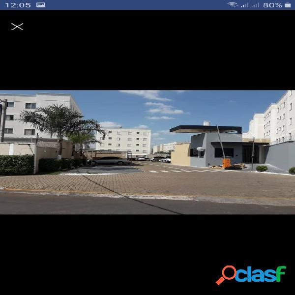 Apartamento lindo, 2 dormitórios, jd. terra branca