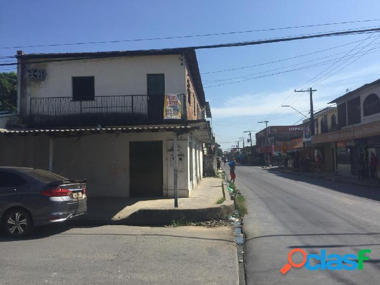 Vendo imóvel com ponto comercial, apartamentos e uma casa - no joão paulo zona leste de manaus - amazonas, am
