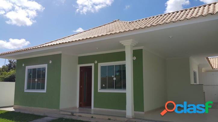 Casa em excelente bairro de Araruama, Vila Capri! 1