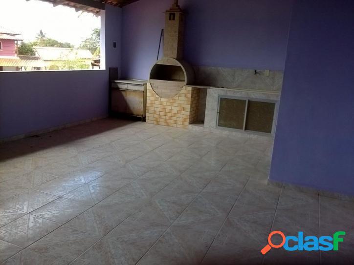 Casa para venda com 110 metros quadrados e 3 quartos em Praia Sêca - Araruama - RJ. 2