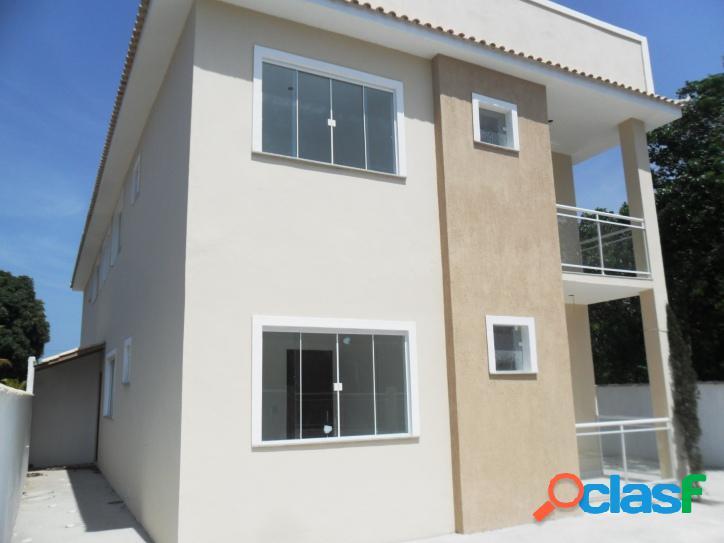 Apartamento Novo para venda tem 75 metros quadrados e 2 quartos em Bananeiras - Araruama - RJ. 1