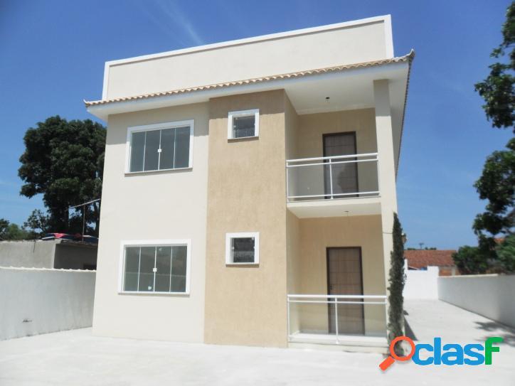 Apartamento Novo para venda tem 75 metros quadrados e 2 quartos em Bananeiras - Araruama - RJ. 2