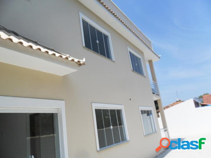 Apartamento Novo para venda tem 75 metros quadrados e 2 quartos em Bananeiras - Araruama - RJ. 3