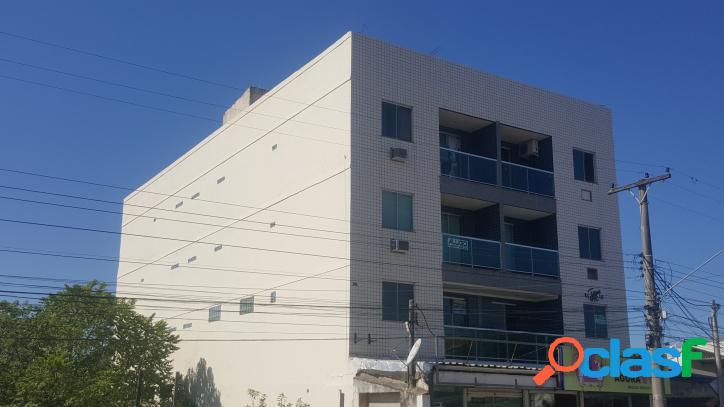 Apartamento para venda, 61 m², 2 quartos em parque mataruna - araruama - rj.