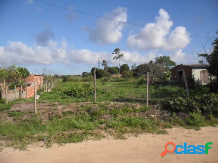 Excelente Lote/Terreno para venda. Com 900 metros quadrados na Fazendinha - Araruama - RJ. 1