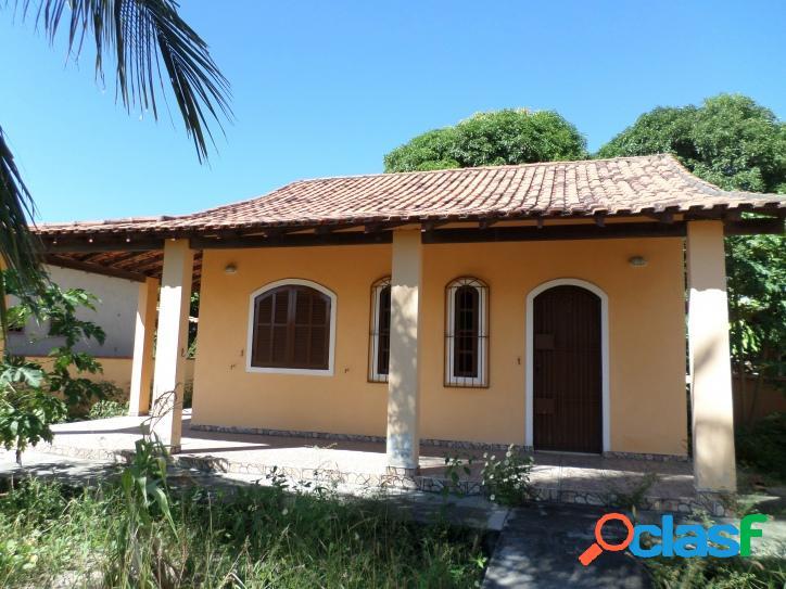Casa para venda. com 100 metros quadrados e 2 quartos em praia sêca - araruama - rj.