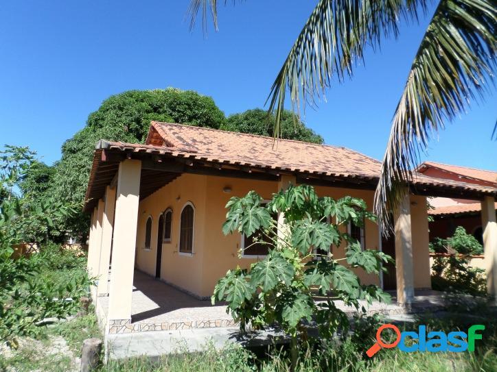 Casa para venda. Com 100 metros quadrados e 2 quartos em Praia Sêca - Araruama - RJ. 1