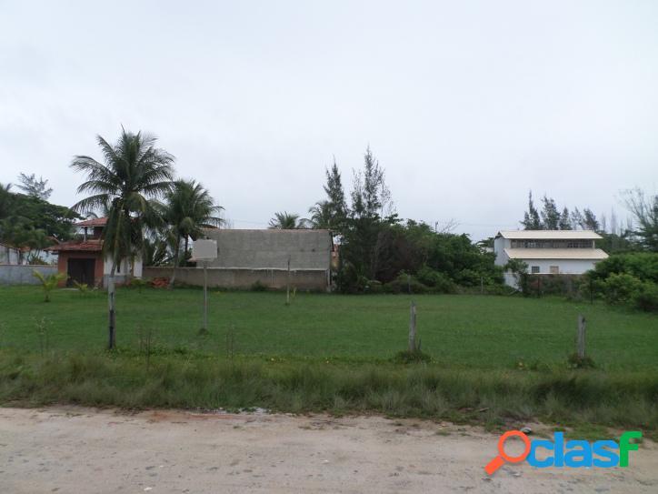 Dois excelentes terrenos próximos ao mar de praia seca, araruama