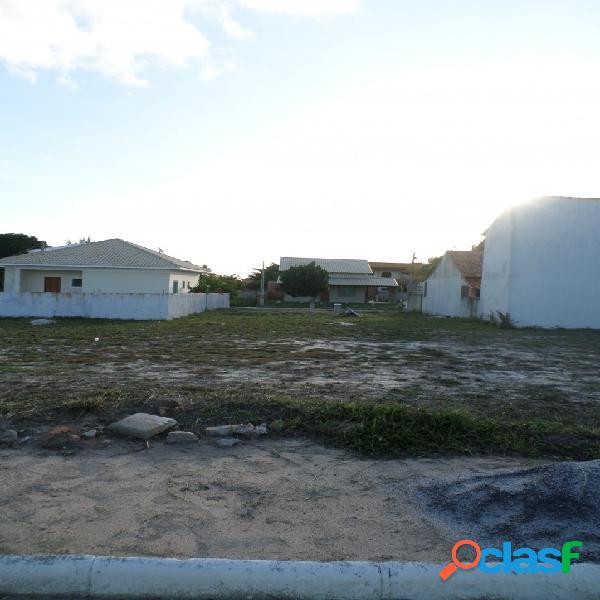 Lote/terreno para venda possui 322 metros quadrados em praia sêca - araruama - rj.