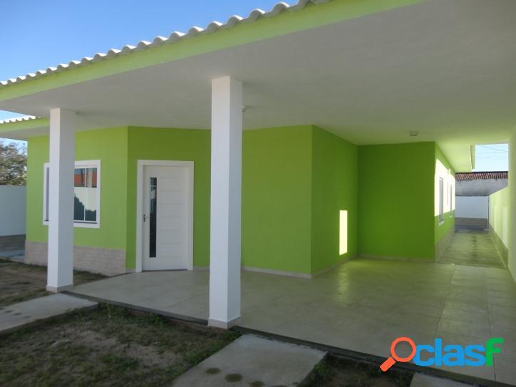 Casa em Condomínio no Barbudo - Araruama