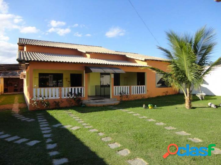 Casa de 4 Quartos em Condomínio à Venda - Villatur,Saquarema