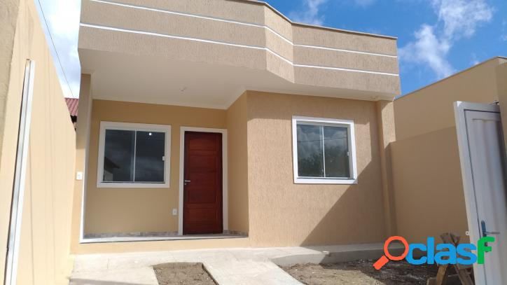 Casa nova, Coqueiral - Araruama