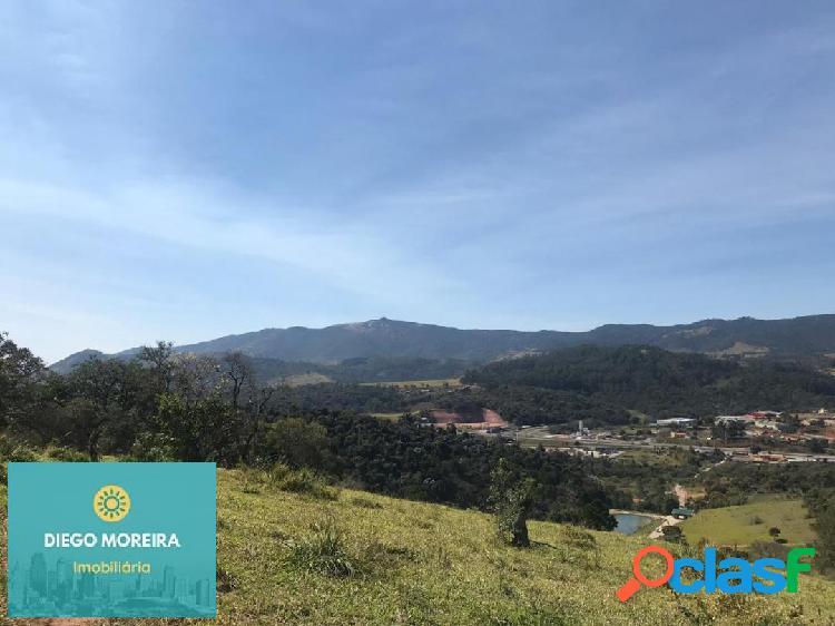 Terrenos á venda com área de 20.000 mil m² - Fazenda Elisa 3